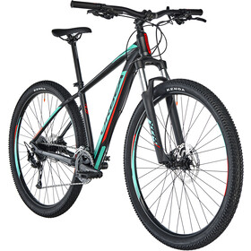 ORBEA MX 40 29 inches black/turqoise/red